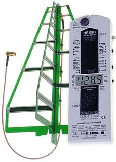High Frequency Meter (Wifi, DECT, mobile, etc.)
