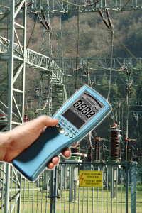 Medidor de baja frecuencia
