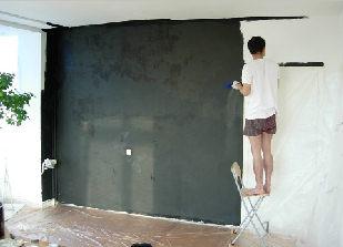 Pintura apantallante